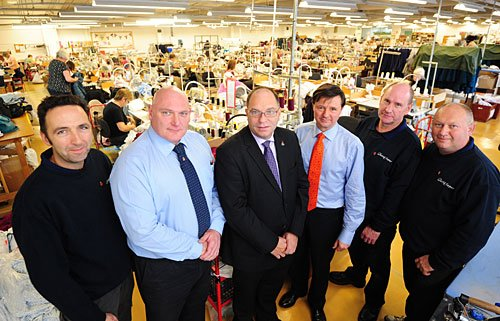Derby Enterprise Growth Fund Backs Made in Britain Fashion to Create ... c99138749470